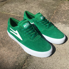 Load image into Gallery viewer, Lakai Manchester Green White