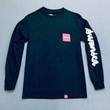Load image into Gallery viewer, Chocolate x Exist Swansea Chunk Longsleeve Tee