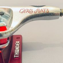 Load image into Gallery viewer, Thunder Stamped Chris Jones pro Hollow Light Trucks