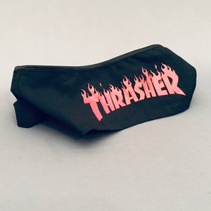 Thrasher Flame logo Hot Shorts