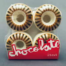Load image into Gallery viewer, Chocolate Stout Shiner Wheels 50mm