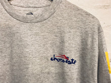 Load image into Gallery viewer, Lakai x Chocolate Flags Longsleeve Tee White