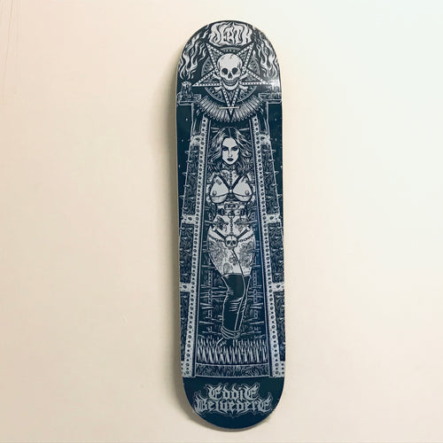 "Death Belvedere Maiden 8"" Deck"