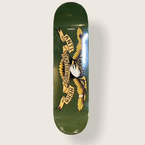 "Anti Hero Classic Eagle 8.38"" Deck"