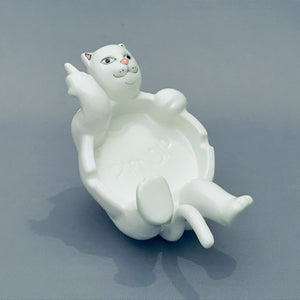 Rip n Dip Nermal Porcelain Ashtray