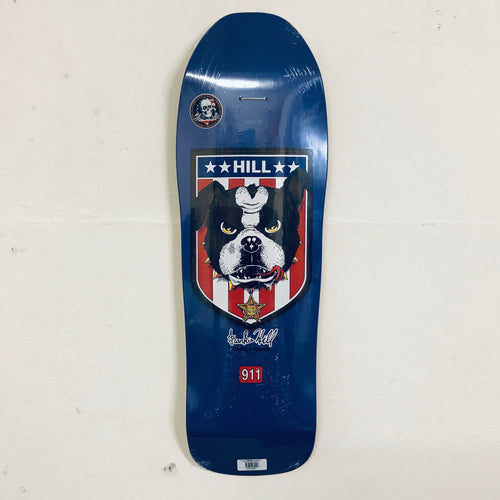 "Powell Peralta Hill Bulldog 10"" Deck"