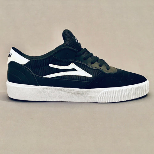 Lakai Cambridge Black White