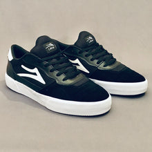 Load image into Gallery viewer, Lakai Cambridge Black White