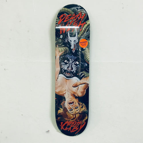 "Deathwish Kirby Descent 8"" Deck"