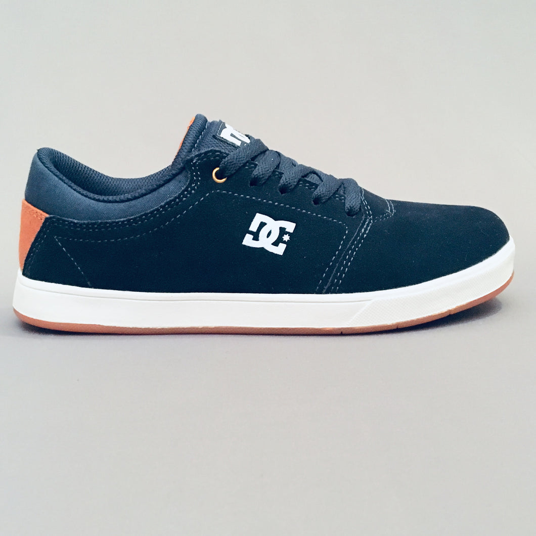 DC Shoes Crisis (Youth) Navy/White