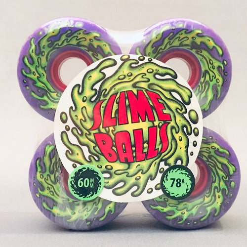 Santa Cruz wheels 60mm Slime Balls