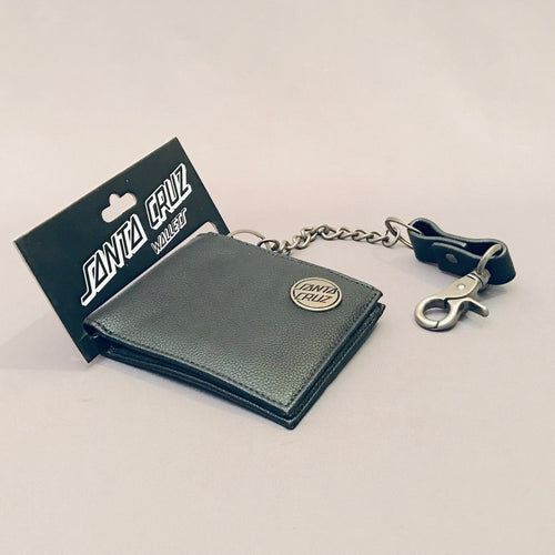 Santa Cruz Classic Dot Chain Wallet