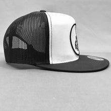 Load image into Gallery viewer, Skeleton Key Middle Finger Mesh SnapBack