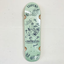 "Load image into Gallery viewer, Santa Cruz  x Gonz Salba Cruz 8.75"" Deck"