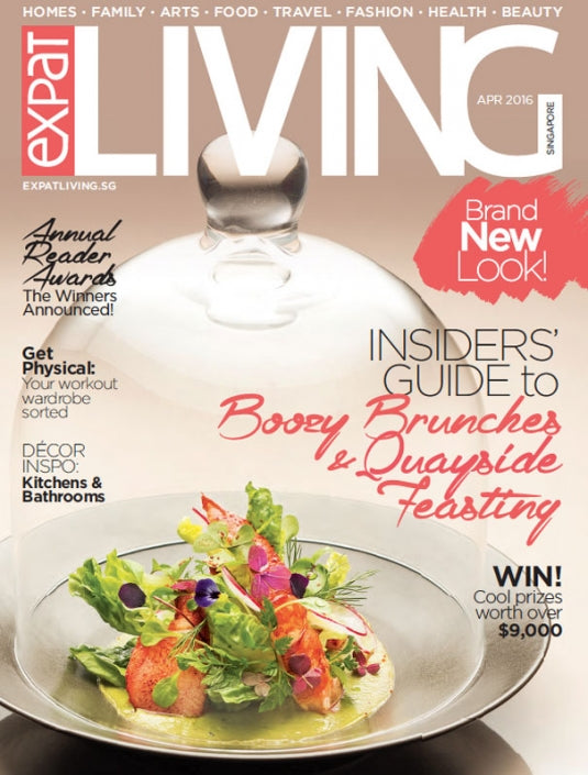 Expat Living | April 2016
