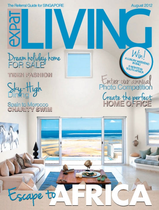 Expat Living | August 2012
