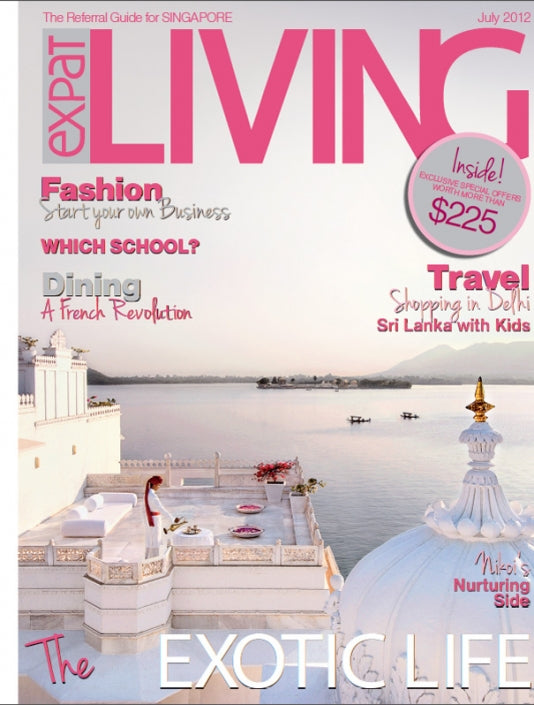 Expat Living | July 2012