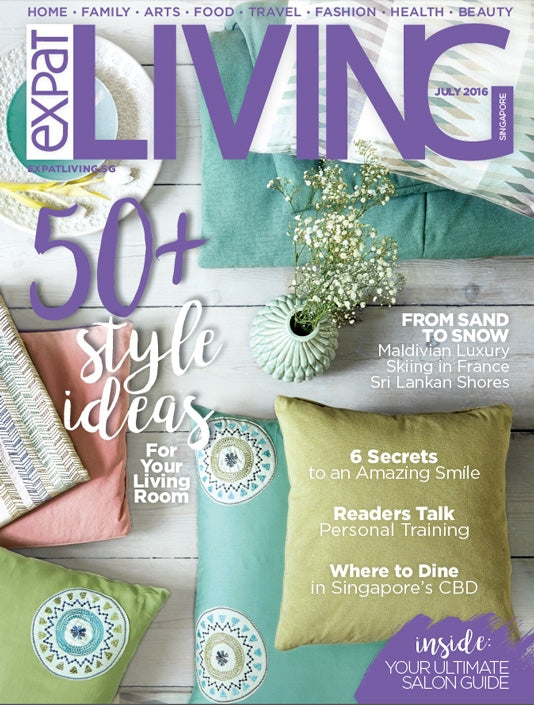 Expat Living | July 2016