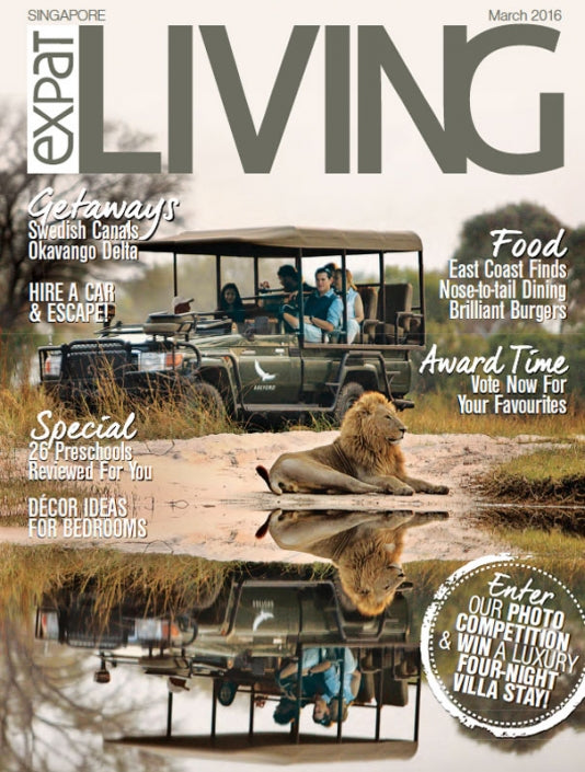 Expat Living | March 2016