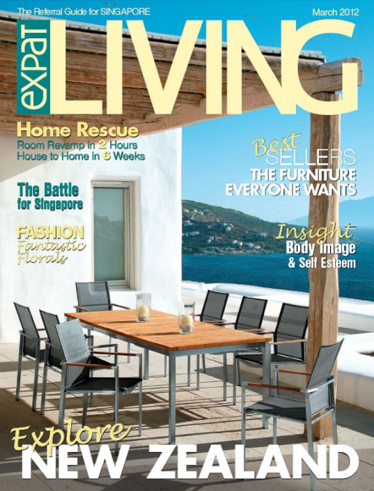 Expat Living | March 2012