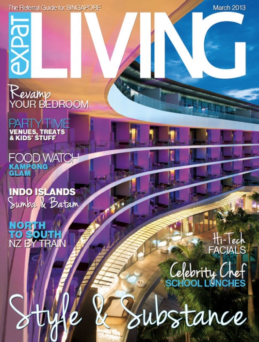 Expat Living | March 2013