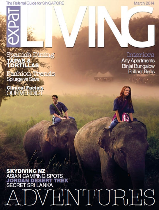 Expat Living | March 2014