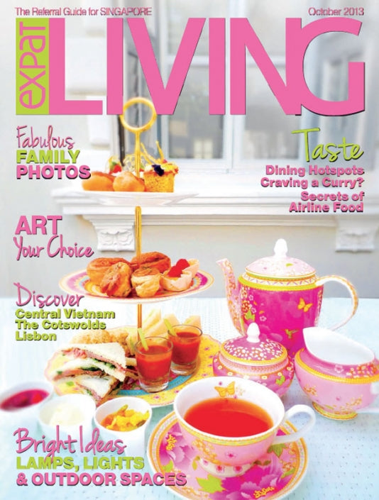Expat Living | October 2013