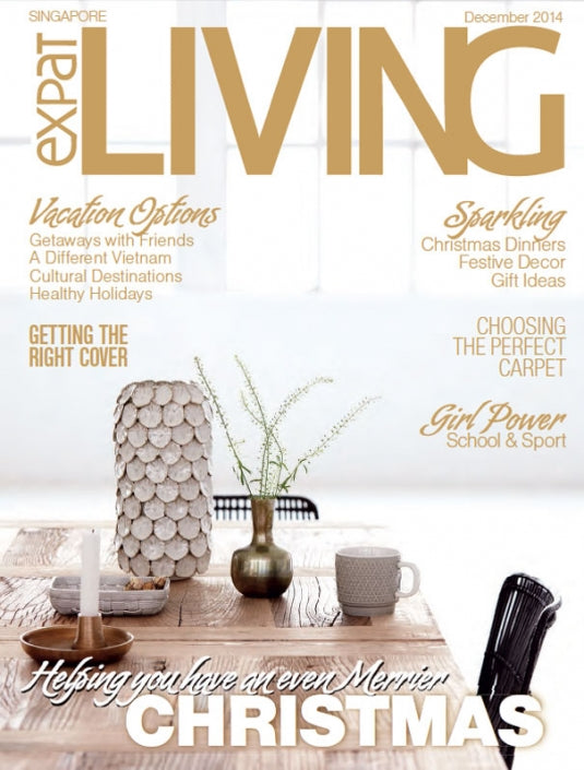 Expat Living | Dec 2014