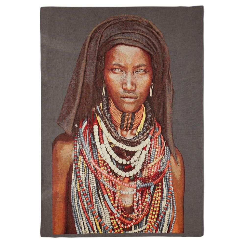 Tapestry Baro Tura Woman
