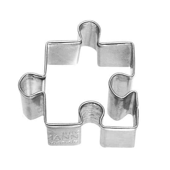Cookie Cutter Puzzle Piece Small