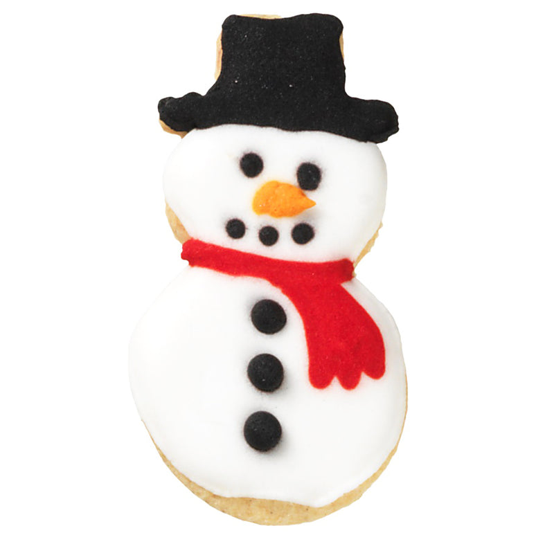 Cookie Cutter Snowman