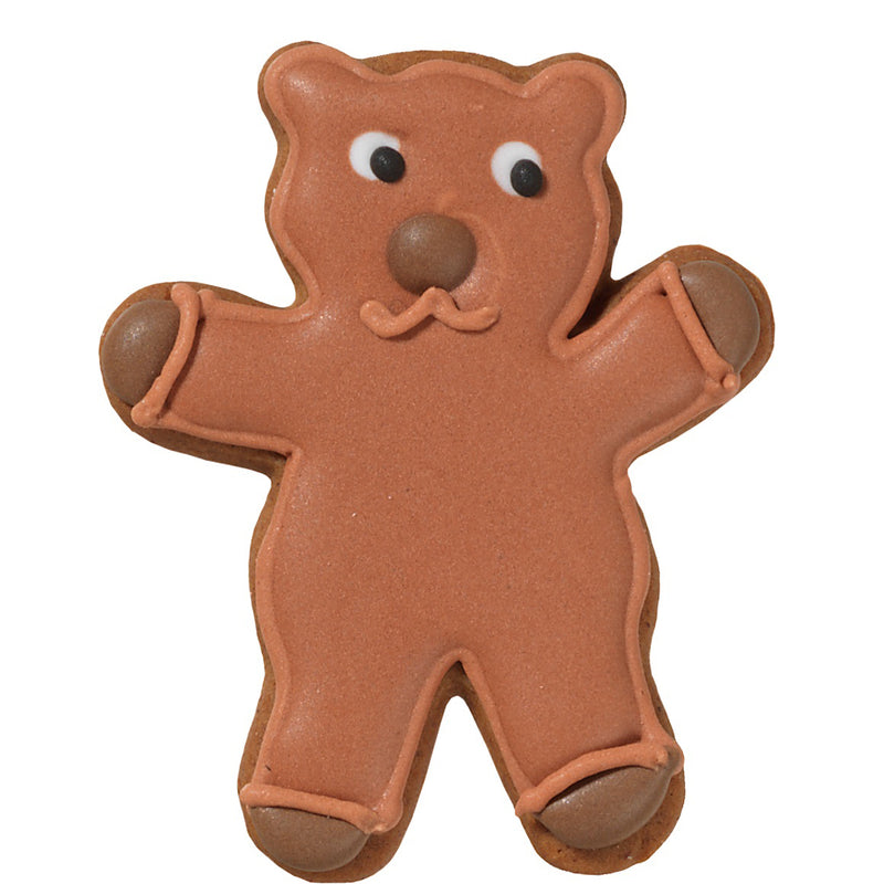 Cookie Cutter Teddy Bear