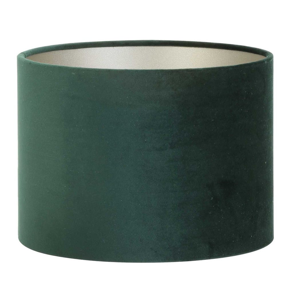 Shade cylinder Velours Dutch Green
