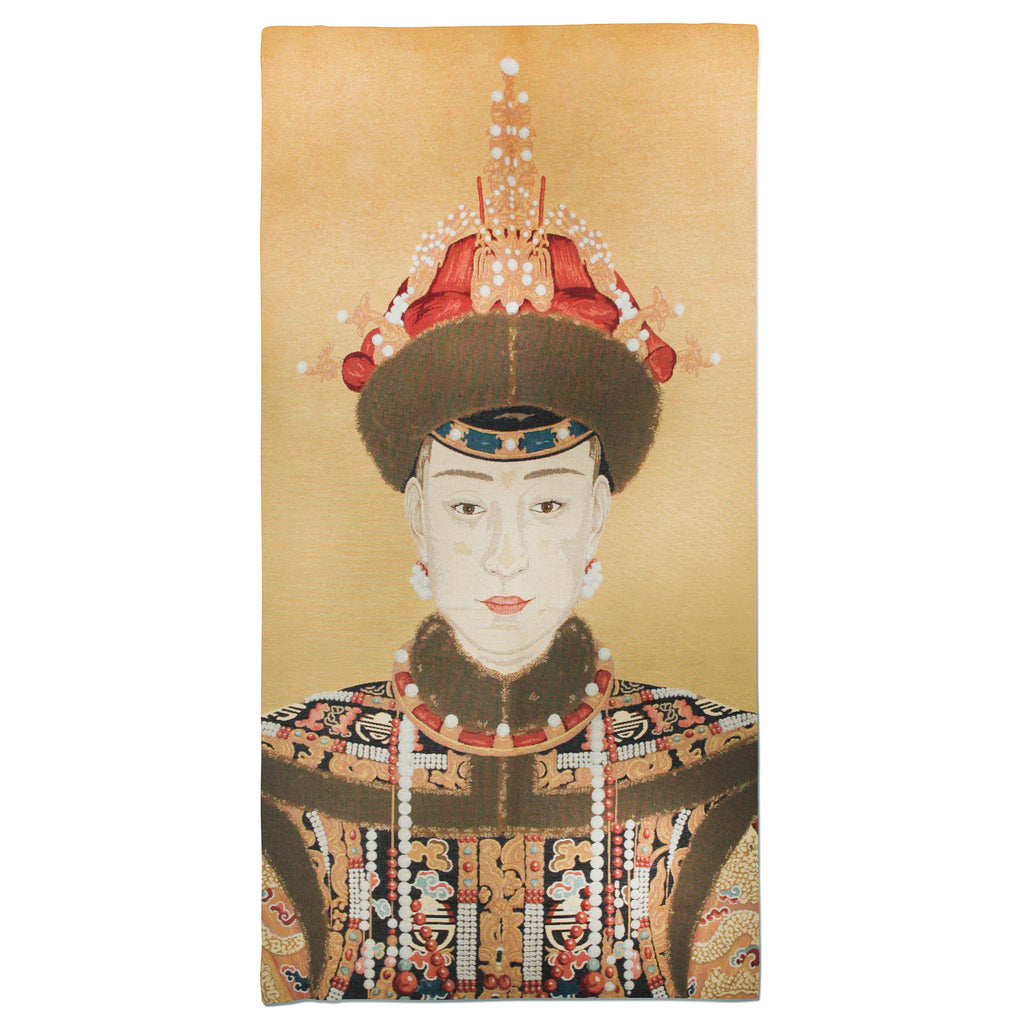 Tapestry Oriental Man or Woman