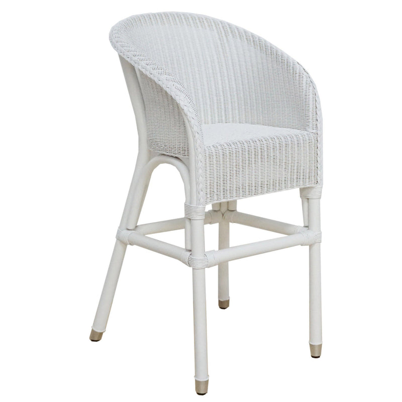 Pookie children high chair in Lloyds loom white color