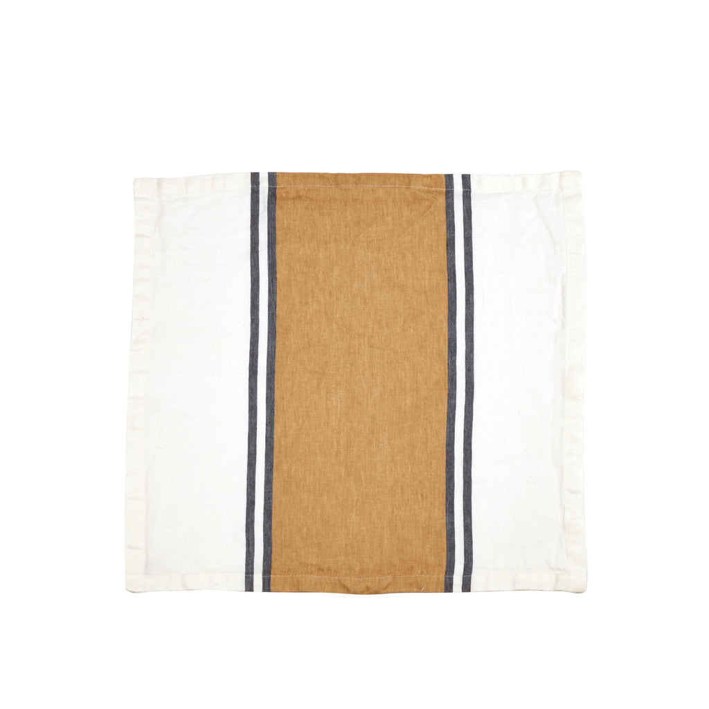 Libeco linen napkins made in Belgium Norfold Banks