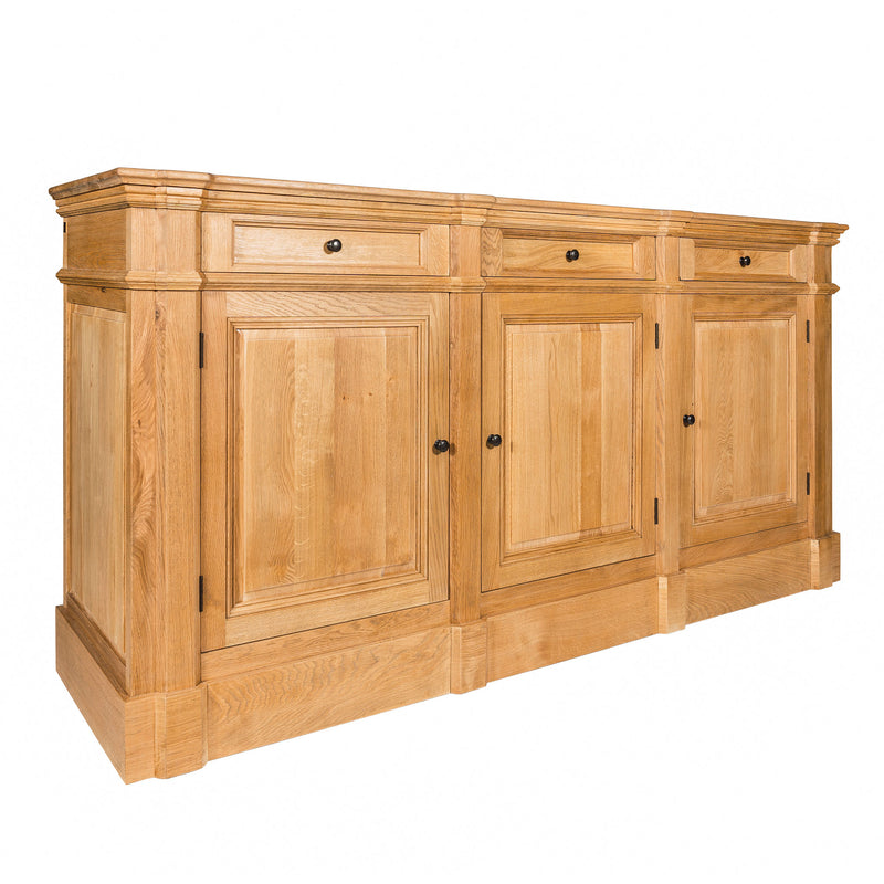 Alaska Side Board with three doors and three drawers