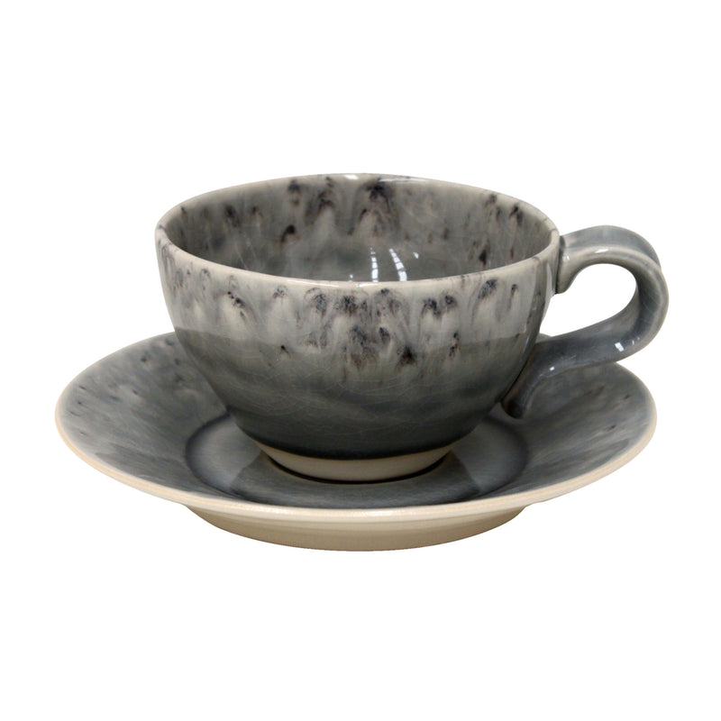 Madeira Tea Cup & Saucer (Set of 6)