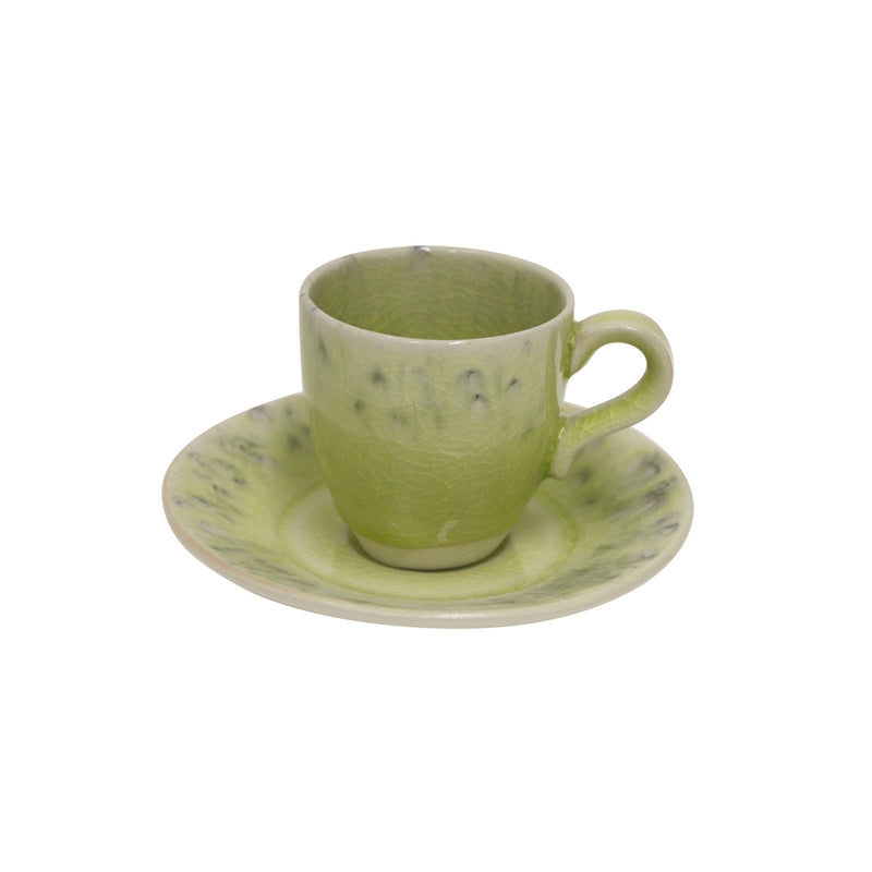 Madeira Coffee Cup & Saucer (Set of 6)