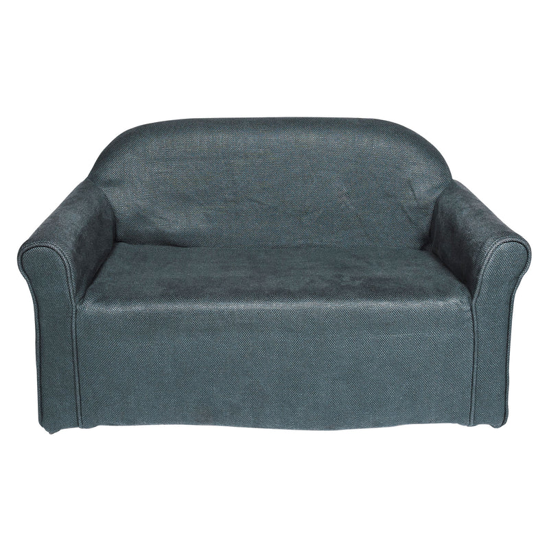 Linen Double Kids Sofa