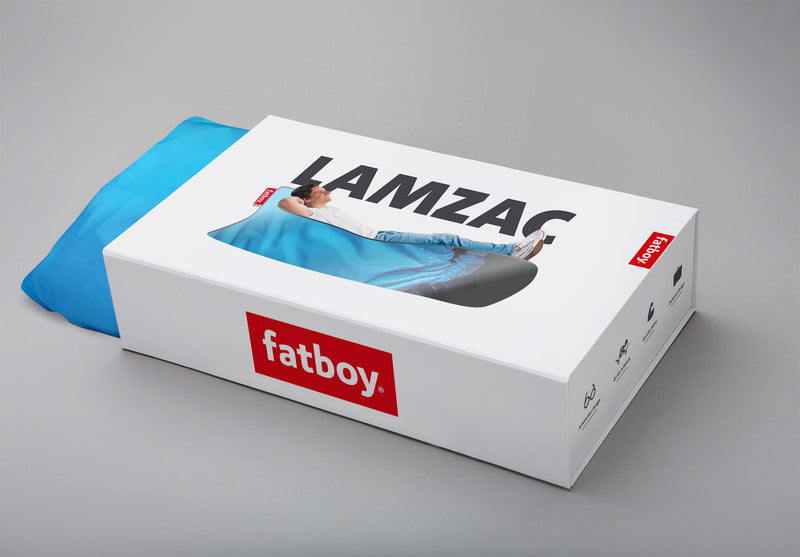 Fatboy Lamzac The Original nylon inflatable outdoor seat bag