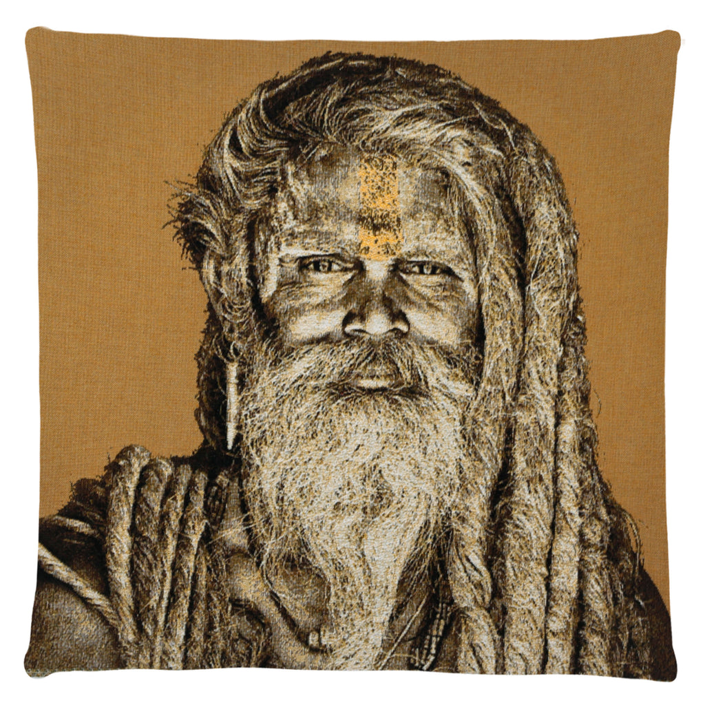 Gangadas Baba Cushion