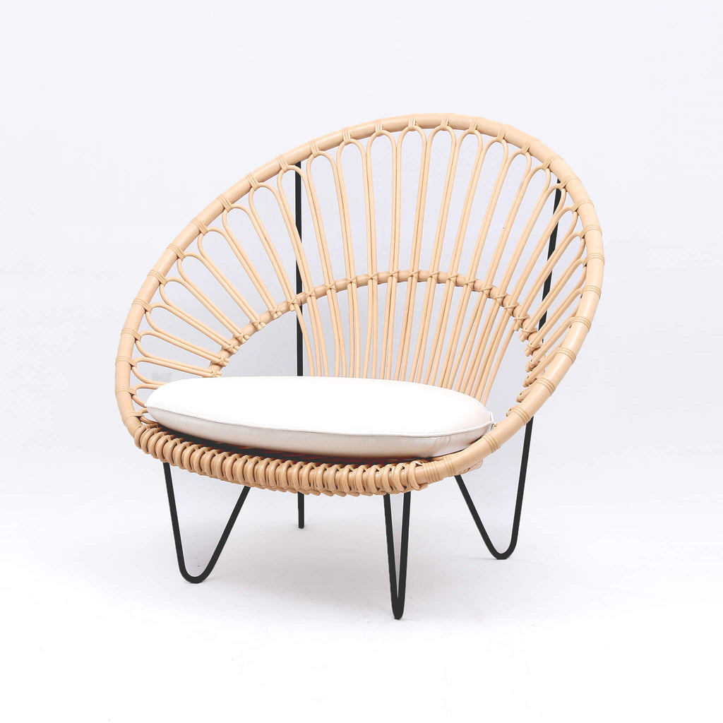 Kiki Cocoon Lounge Chair