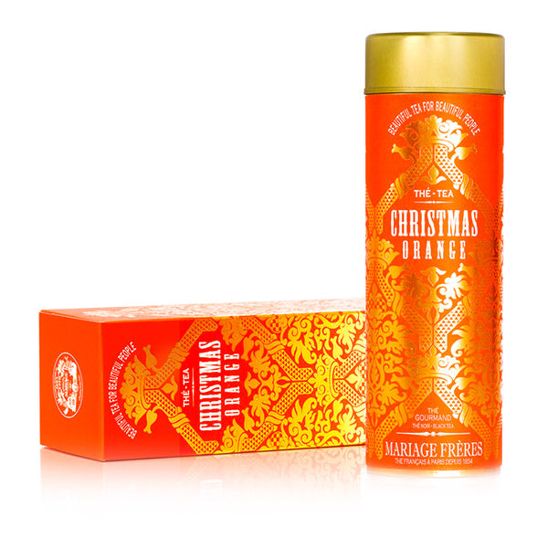 Chrismas Orange Flacon 90G