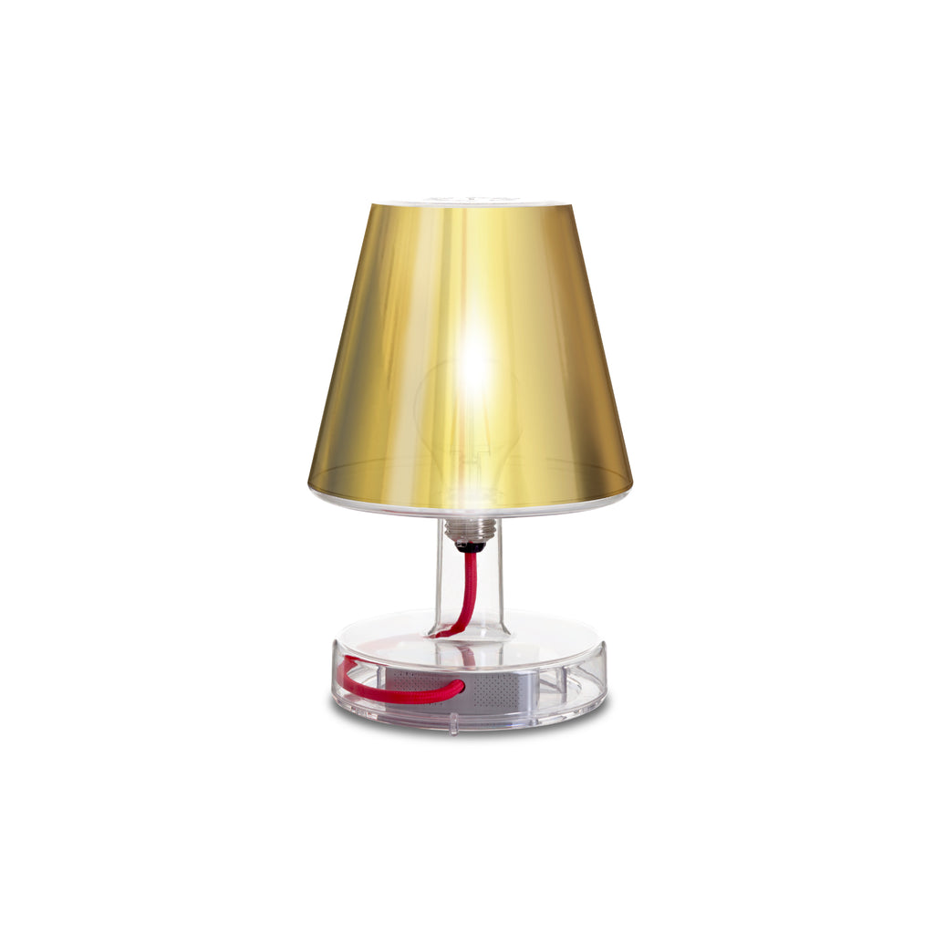 Fatboy Metallic Cappie Gold for Transloetje Wireless and Rechargeable Lamp Light