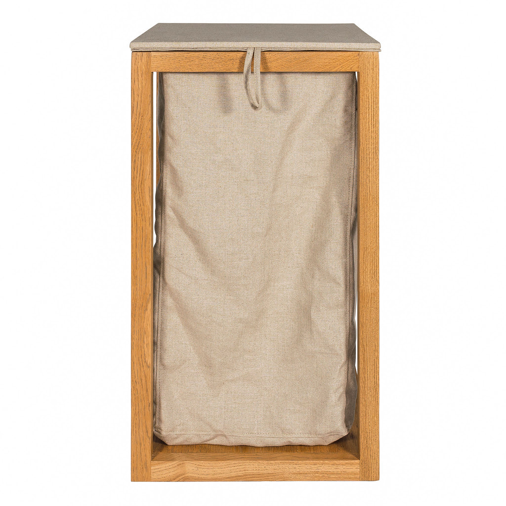 Laundry Basket Monti with Linen Bag