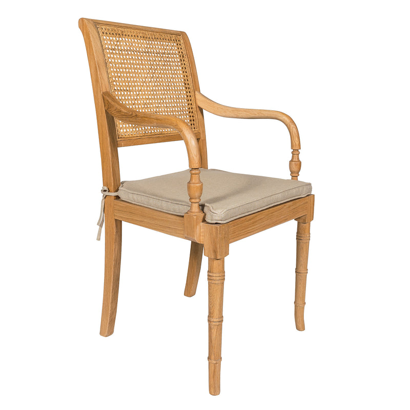 Montreal Dining Chair with Arm Rest
