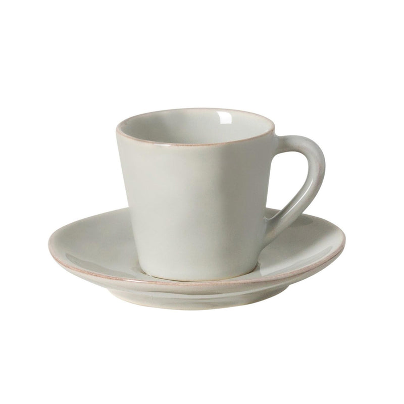 Nova Coffee Cup & Saucer set of 6