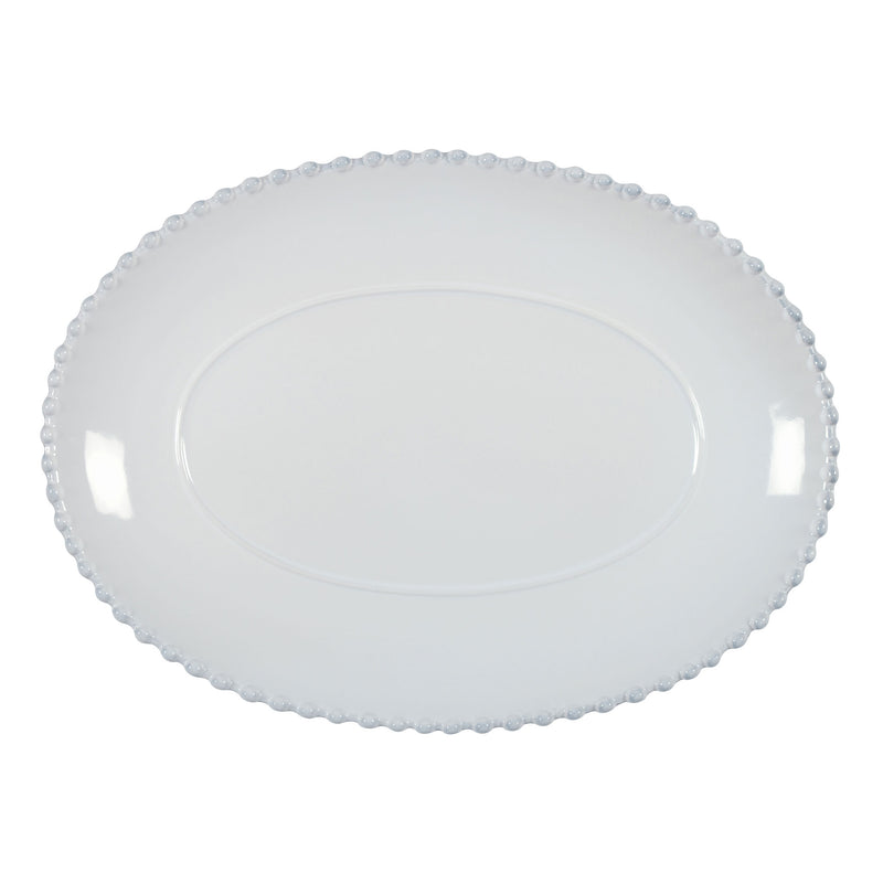 Pearl Medium Oval Platter