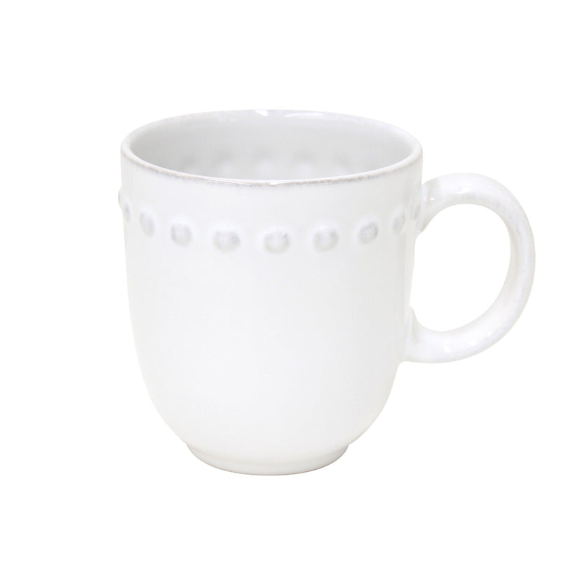 Pearl Coffee Mugs (Set of 6)